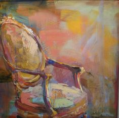 Chair of Neutrality by Amy Dixon