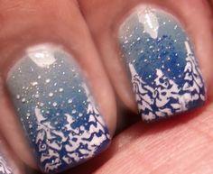 30 Christmas Nails ‹ ALL FOR FASHION DESIGN