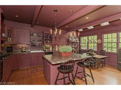 Find this home on Realtor.com  ~ Gorgeous kitchen