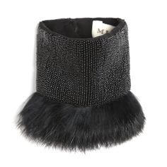 Mignonne Gavigan Kaia Bracelet Black in Black