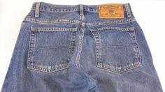 #TommyHilfiger Vintage Jeans Mens SZ 31 Green Label http://etsy.me/1DTVzdP #etsy #vintageclothes #tommy #hilfiger