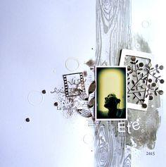 Mini'mum - challenge couleur argent - mini album
