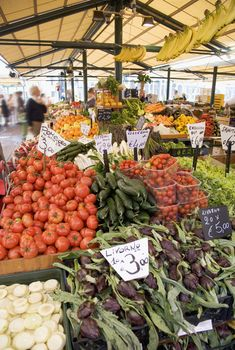 Are you doing New York City on a budget?  This farmer's market should be your first stop.