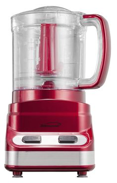 Brentwood FP-548 3-Cup Tone Color Food Processor, Red >>> See this great image  : Garden cart