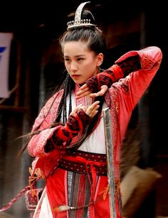 Wuxia Edge, The Fairies of Liaozhai cosplay ...