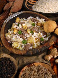 Pilau, Kenyan Food.