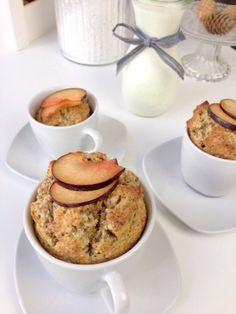 Tassenkuchen, leichter Kuchen, Sonntagskuchen, Haselnusskuchen, Mugcake, Cake in a Mug