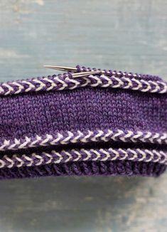 Latvialainen palmikko | Meillä kotona Knitting Charts, Friendship Bracelets, Jewelry, Cottage, Summer, Jewlery, Summer Time, Jewerly, Schmuck