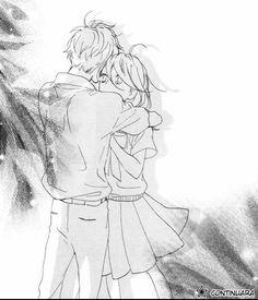 manga:hirunaka no ryuusei
