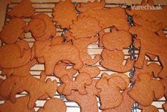Švédske zázvorové keksy - Anna´s Pepparkakor - recept   Varecha.sk Gingerbread Cookies, Anna, Desserts, Christmas, Food, Cooking, Gingerbread Cupcakes, Tailgate Desserts, Xmas