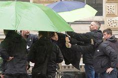 Benedict Cumberbatch Photos Photos - Benedict Cumberbatch Films in London - Zimbio