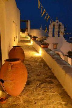 Paros island, beautiful evening!