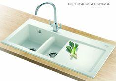 Image 7 of Franke Mythos Designer Pack MTK 651 Ceramic Kitchen Sink And Tap