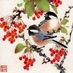 Jinghua Gao Dalia - Brush Magic: Over the Mountain Path