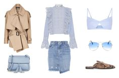 """""""Look # 210: Easter Holidays"""" by frontrowblog on Polyvore featuring moda, Sea, New York, rag & bone, KC Jagger, STELLA McCARTNEY y Burberry"""