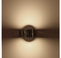 Top Light Puk LED Maxx Wall Glas/Glas, Outdoor