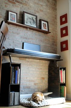 Items similar to Piano shelf/desk with side bookcases on Etsy Piano Room Decor, Piano Digital, Piano Desk, Piano Table, Large Bookcase, Sweet Home, Rustic Living Room Furniture, Home Studio Music, Desk Shelves