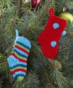 Little Knit Stockings