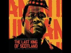The Last King Of Scotland Soundtrack - 05.Save Me E T