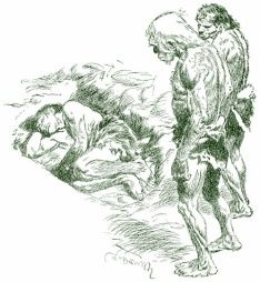 k Burian – Trends Pins Home Prehistoric Age, Stone Age, Prehistory, Anthropology, Human Evolution, Alex Ross, Paleo, Artists, Ink