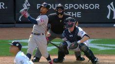 MLB - YouTube (8/23/2015): Francisco Lindor's (Cleveland Indians) 7th Home Run (Solo HR) of 2015 Season (7th MLB Career Home Run) @ Yankee Stadium, New York Yankees.