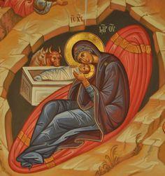 Nativity Icon Detail   Flickr - Photo Sharing!