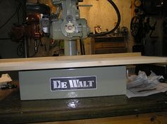 Photo Index - DeWalt Products Co. - DeWalt MB24 | VintageMachinery.org