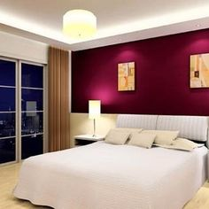 Modern Bedroom Colors 2013 red wall bedroom design | red bedroom walls: red bedroom walls