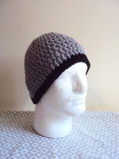 Men Crochet Beanie Knit Celebrity Hat Skull Beanie Hat Watch Hat Men Fashion Accessories Dad Boyfriend Husband Gift Ideas by GrahamsBazaar, $20.00