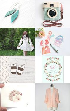 let it be... by Maria Caterina Delucis on Etsy--Pinned with TreasuryPin.com