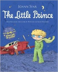 Joann Sfar's graphic novel of The Little Prince