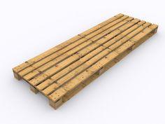 Choose the heat treated pallets. #HeatTreatedPallets