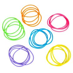 Amazon.com: Neon Jelly Bracelets (288 pcs) [Toy]: Toys & Games