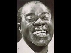 What a wonderful world - LOUIS ARMSTRONG. We played this at my Grandpa Lotz'es funeral. He loved this song, loved living and everyone loved him! I smile just thinking about it.