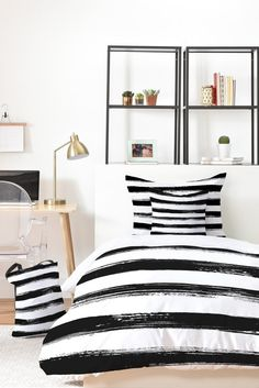 Paint Stripes Bed In A Bag | DENY Designs Home Accessories