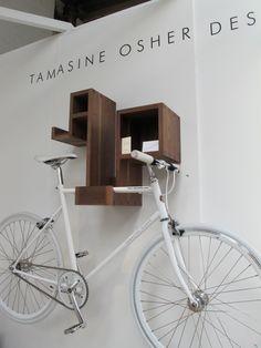 Other Design, Fancy Wooden Bike Rack For Indoor Storage: Miraculous Indoor Bike Storage Solutions For Minimalist Home