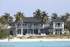 Nice pad: Tom and Gisele are said to have a combined net worth of around $350 million, so ...
