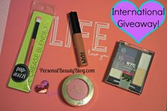 Makeup and Beauty Set Giveaway Open to: United States, Canada, Other Location Ending on: Beauty Giveaway, Milani, Nyx, Giveaways, Makeup Lovers, Blogging, United States, Canada, Nails