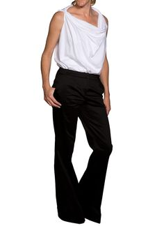 A girl can never have enough black dress pants