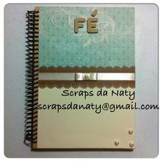 Caderno especial para os pedidos de oração!