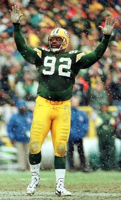 Reggie White, not Peyton Manning was the best NFL free agent...ever. Nfl Football Teams, Football Is Life, Packers Football, Football And Basketball, Football Stuff, Football Memes, School Football, Nfl Jerseys, Go Packers