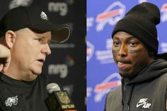 Chip Kelly Tried Calling LeSean McCoy Leading Up to Bills- Eagles, McCoy Hung Up (wk.14 2015 match up)