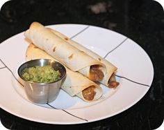 Recipe Swap: Bean and Cheese Taquitos
