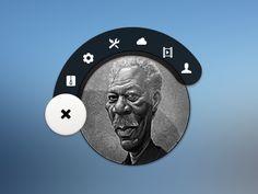 Download Profile Setings UI Element