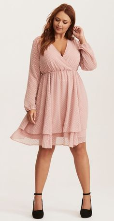 Plus Size Skater Dress | Plus Size Party Dress