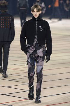 Dior Homme Men's Fall 2017 – WWD