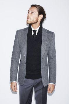 Zara Homme - LookBook Septembre