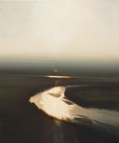 """Crossing Bright Water"" by Lisa Grossman."