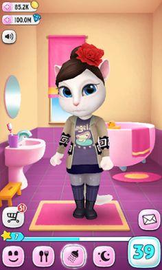 My Talking Angela Mod Apk Terbaru Android Apps, Luigi, Games, Fictional Characters, Gaming, Toys, Fantasy Characters