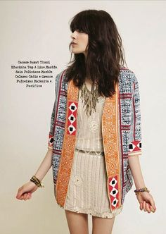 Get the Look: Boho Chic